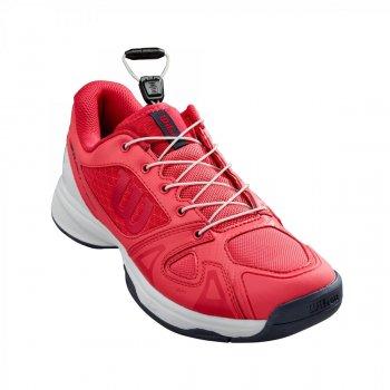 Кросівки Wilson RUSH PRO QL PINK/WH рожевий WRS324980E