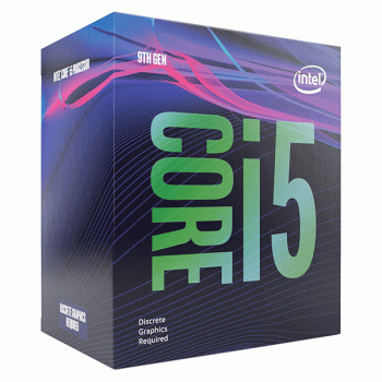 Процессор Intel Core i5-9400F 2,9 GHz (Box) (BX80684I59400F) LGA1151