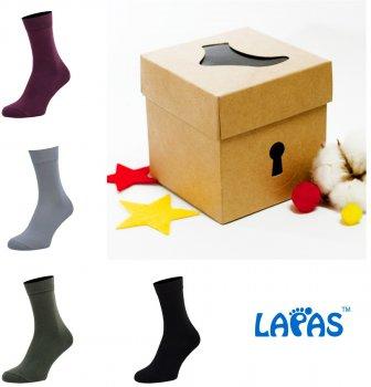 Набор носков Lapas 4P-210-212 (4 пары) Разноцветный W