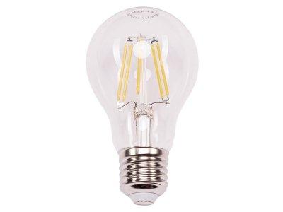 Филаментная світлодіодна лампа Luxel 072-N 7W E27 4000K 880 lm 8 ниток (072-N 7W)