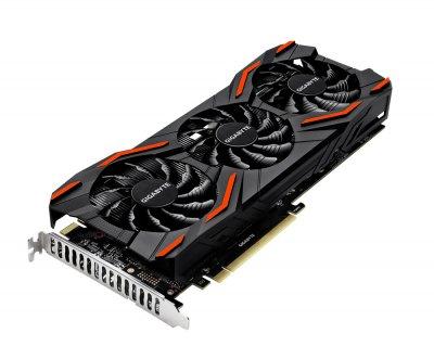 Видеокарта Gigabyte Mining P104-100 4Gb DDR5X 256-bit 1733/10010 MHz 8-pin (GV-NP104D5X-4G) (Bulk)
