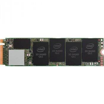 Твердотільний накопичувач M. 2 512Gb Intel 660p PCI-E 4x 3D QLC 1500/1000 MB/s (SSDPEKNW512G8X1)