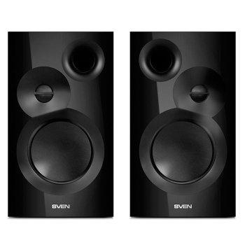 Акустична система ( колонки ) SVEN SPS-701 (black)2x20 Вт, Bluetooth (14867)