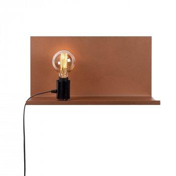 Настенный светильник Tokyo - 500-R COPPER Sheen (521SHN2189)
