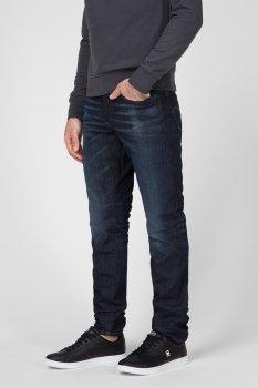Мужские темно-синие джинсы 3301 Straight Tapered C G-Star RAW D16178,B767
