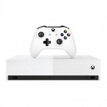 Microsoft Xbox One S All-Digital Edition 1TB White – Уценка