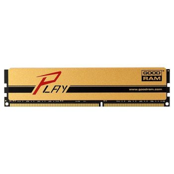 Модуль пам'яті DDR3 8GB/1600 GOODRAM Play Gold (GYG1600D364L10/8G)