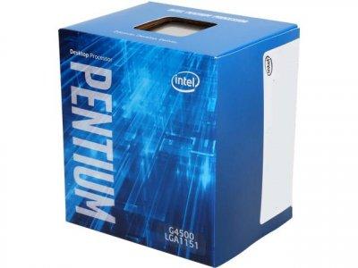 Процесор Intel Pentium G4500 3,5 GHz BOX (F00138878)