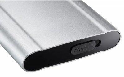 """Жорстку зовнішній диск USB Apacer 3.1 Gen1 AC730 2TB 2,5"""" Сріблястий (AP2TBAC730S-1)"""