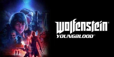 Wolfenstein: Youngblood Deluxe Edition Nintendo Switch (ваучер на скачивание)