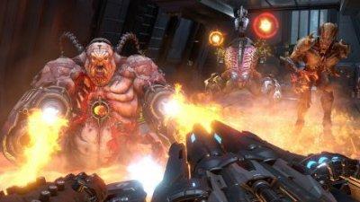 Doom Eternal Xbox ONE русская версия