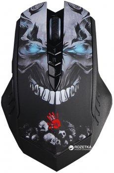 Миша Bloody R80A Wireless Skull Design (4711421921886)