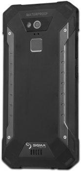 Мобільний телефон Sigma mobile X-treme PQ53 Black