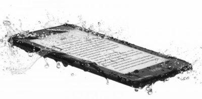 Електронна книга Amazon Kindle Paperwhite 2018 10th Gen. 8Gb Waterproof Twilight Blue