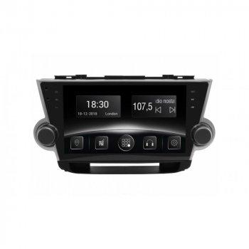 Штатная магнитола Gazer CM6510-XU40 Toyota Highlander XU40 2008-2015 (25100)