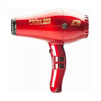 Фен для волос Parlux 385 PowerLight Ionic & Ceramic P85ITR (красный)