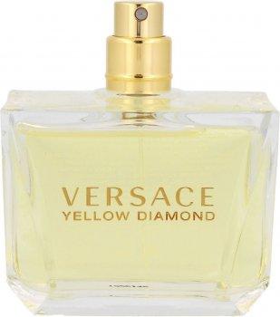 Тестер Туалетная вода для женщин Versace Yellow Diamond 90 мл (8011003806140)
