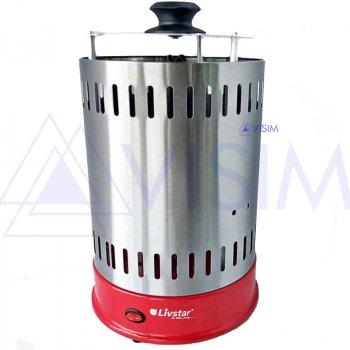 Электрошашлычница Livstar LSU-1320 на 6 шампурів 1000W