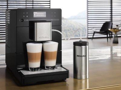 Кофемашина MIELE CM 5310 черная