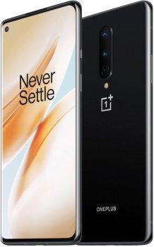 Мобільний телефон OnePlus 8 12/256GB Onyx Black