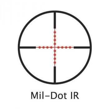Приціл оптичний Barska SWAT Extreme 6-24x60 SF (IR Mil-Dot)