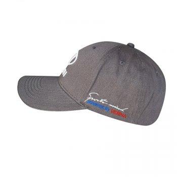 Бейсболка с логотипом авто Hyundai Sport Line 5786 57-60 цвет серый