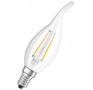 Лампа Lemanso св-ва 5W C35 E14 COB 500LM 4500K 220V / LM3076 свічка clear