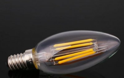 Лампа Lemanso св-ва 4W C35 E14 COB 420LM 4500K 220V/ LM392