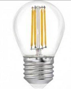 Лампа Lemanso св-ва 4W G45 E27 420LM 4500K / LM389 куля