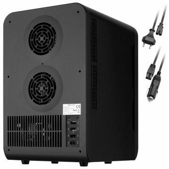 Автохолодильник термобокс 20Л 12V 220V KESSER из Германии Черный