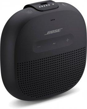 Портативная колонка Bose SoundLink Micro Black Черный