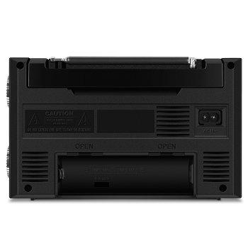 Портативный радиоприёмник SVEN SRP-450 (black) 3Вт, FM, джек 3,5 (22353)