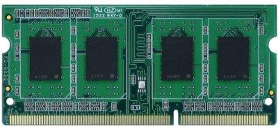 Оперативная память Exceleram SODIMM DDR3-1333 4096MB PC3-10600 (E30802S)
