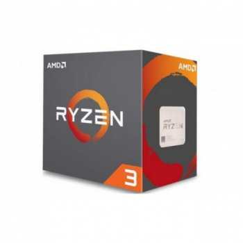 Процесор AMD Ryzen 3 2200G (3.5 GHz 4MB 65W AM4) Box (YD2200C5FBBOX)
