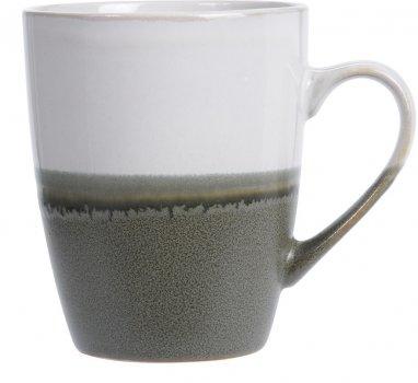 Чашка La Cucina 350 мл Green (Q76001000_green)
