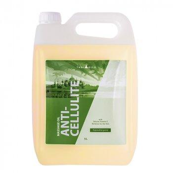 """Масажне масло """"Anti-cellulite"""" 5 літрів (Антицелюлітний)"""