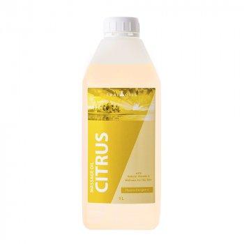 """Масло для тела """"Citrus"""" 1 литров (Цитрусовое)"""