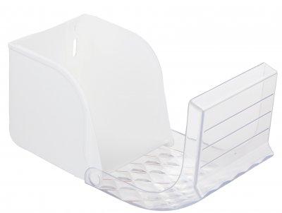 Тримач туалетного паперу VANSTORE CRYSTAL 00200TR