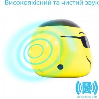Акустична система Promate Ape Yellow (ape.yellow)