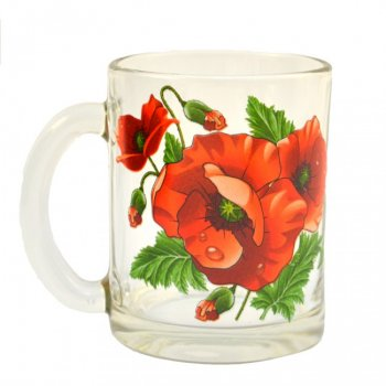 Чашка ОСЗ Чайна Квіти 320 мл 8130