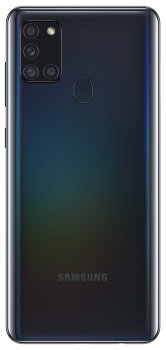 Мобильный телефон Samsung Galaxy A21s 3/32GB Black (SM-A217FZKNSEK)