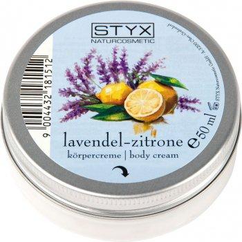 Крем для тела Styx Naturcosmetic Lavender Lemon 50 мл (9004432181512)