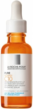 Сыворотка-антиоксидант против морщин La Roche-Posay Pure Vitamin C10 для обновления кожи лица 30 мл (3337875660570)