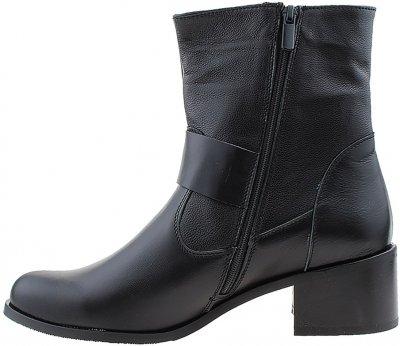 Сапоги Kostas R036-2 Черные