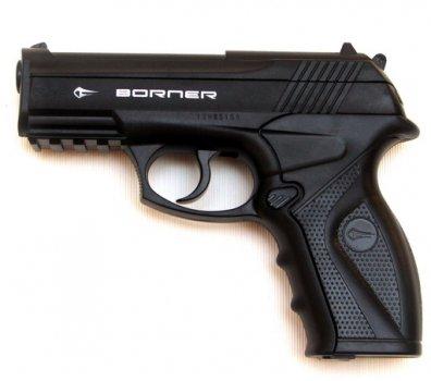 Пневматичний пістолет Borner C11 (8.4010)