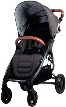Прогулянкова коляска Valco Baby Snap 4 Trend Charcoal (9818)