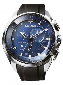 Годинник Citizen BZ1020-14L Hybrid Smartwatch Chrono 47mm 10ATM