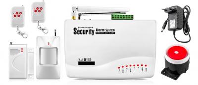 Комплект сигнализации Kerui alarm G01