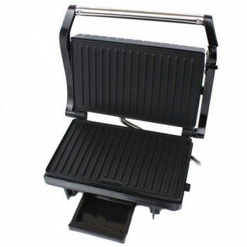 Многофункциональный гриль сэндвичница Grant GT 783 с регулировкой температуры и отсеком для жира 1500 Вт (My-107)