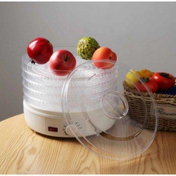 Многоярусная сушилка дегидратор для овощей и фруктов електрическая Rainberg RB-920